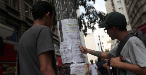 Desemprego do Brasil cai a 11,6% no tri até outubro, mas informalidade renova recorde