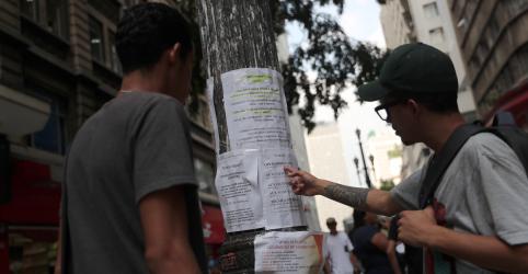 Placeholder - loading - Desemprego do Brasil cai a 11,6% no tri até outubro, mas informalidade renova recorde
