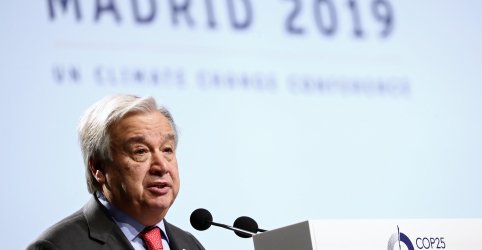 Placeholder - loading - Imagem da notícia Começa conferência do clima da ONU em Madri