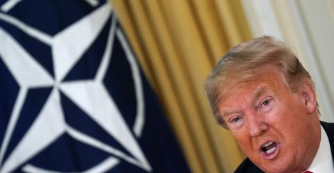 Placeholder - loading - Trump diz que acordo comercial com China pode ter que esperar eleição em 2020