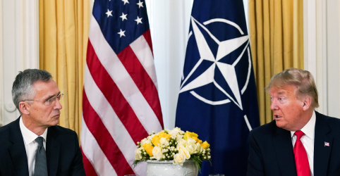 Placeholder - loading - Imagem da notícia Trump ataca aliados europeus antes de cúpula da Otan