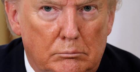 Placeholder - loading - Trump diz que acordo comercial com China pode ter que esperar até eleição em 2020
