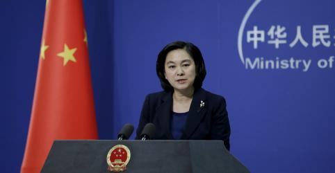 Placeholder - loading - China alerta EUA sobre projeto de lei para uigures e coloca em dúvida acordo comercial