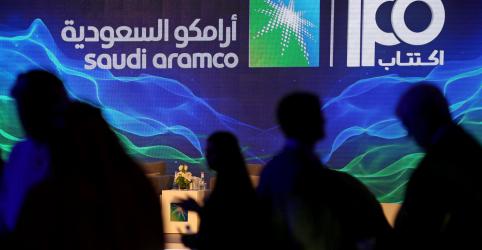 Aramco precifica ações no topo da faixa indicativa em maior IPO da história