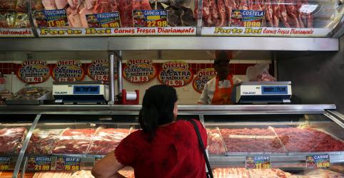Placeholder - loading - Alta da carne pressiona e inflação no Brasil tem maior novembro em 4 anos