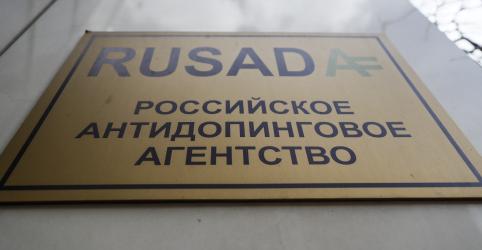 Placeholder - loading - Imagem da notícia Rússia é banida de Olimpíadas e Mundiais por manipular dados sobre doping