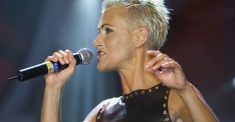 Placeholder - loading - Marie Fredriksson, cantora do Roxette, morre aos 61 anos