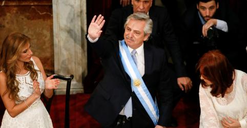 Argentina está em 'default virtual' e não pode pagar dívida sem crescer, diz presidente Fernández