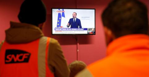 Placeholder - loading - Reforma da Previdência da França afetará novos trabalhadores a partir de 2022