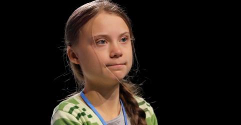 Ativista Greta Thunberg é eleita Personalidade do Ano pela Times