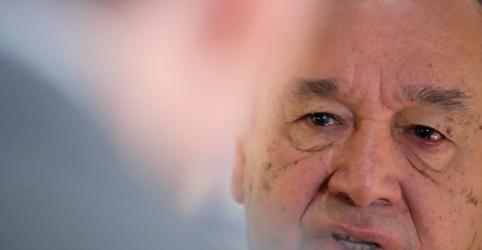 ENTREVISTA–Chefe da ONU diz que 'estamos condenados' sem ações climáticas mais ousadas