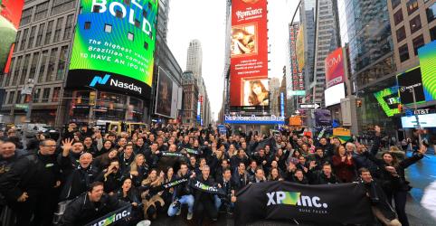 Ação da XP dispara na estreia nos EUA e empresa ampliará serviços bancários, diz Benchimol