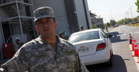 Placeholder - loading - Imagem da notícia Força Aérea do Chile encontra destroços de avião desaparecido