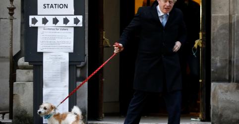 Reino Unido vai às urnas para decidir destino do Brexit, de novo