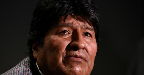 Evo Morales está na Argentina como refugiado, diz ministro
