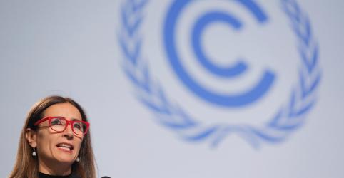 Placeholder - loading - Líder de cúpula do clima da ONU diz que 'não há desculpa' em caso de fracasso