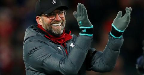 Placeholder - loading - Imagem da notícia Klopp renova contrato com o Liverpool até 2024
