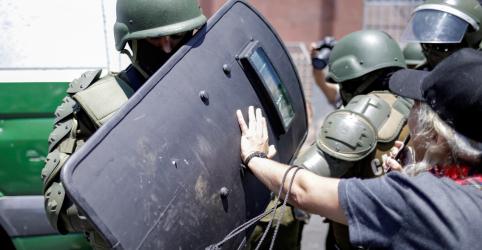 Placeholder - loading - Relatório da ONU aponta número 'elevado' de violações a direitos humanos durante protestos no Chile