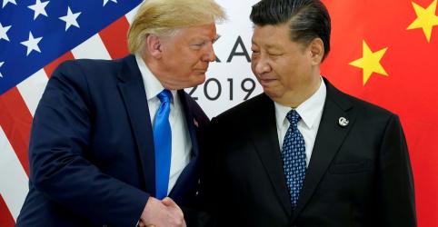 Placeholder - loading - China e EUA fecham acordo sobre fase um de acordo comercial, diz vice-ministro da China