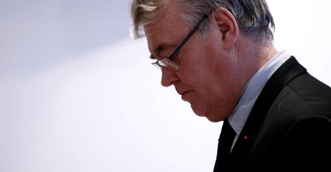 Placeholder - loading - Imagem da notícia Principal autoridade do governo francês para reforma da Previdência renuncia