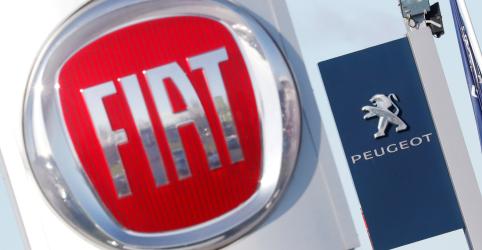 Placeholder - loading - Imagem da notícia Fiat Chrysler e PSA chegam a acordo sobre fusão de US$50 bilhões