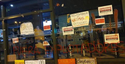 Placeholder - loading - Imagem da notícia Procurador do Peru investiga morte de dois funcionários do McDonald's