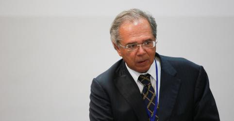 Placeholder - loading - Política de salário mínimo para vários anos com aumento real é ameaça a empregos, diz Guedes