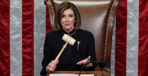 Câmara dos EUA aprova impeachment de Trump e presidente será julgado pelo Senado