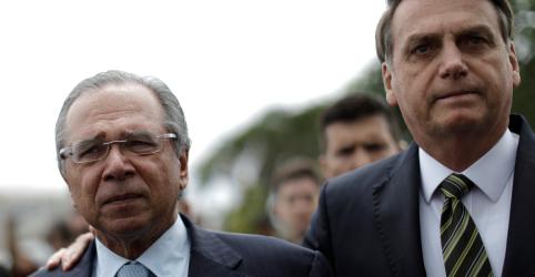 Placeholder - loading - Imagem da notícia Guedes diz que imposto sobre transações é inescapável no âmbito de desoneração da folha
