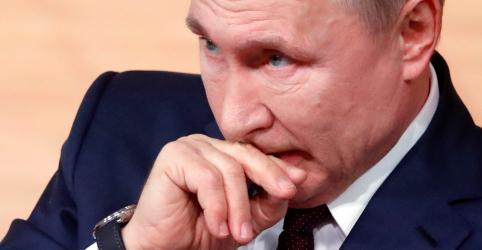 Putin diz que caso de impeachment contra Trump é 'fabricado'