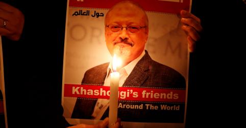 Placeholder - loading - Imagem da notícia Arábia Saudita condena 5 com pena de morte e 3 à prisão por assassinato de jornalista Khashoggi