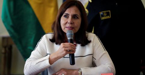 Placeholder - loading - Imagem da notícia Chanceler boliviana diz que é um 'erro' decisão do México de recorrer a corte internacional