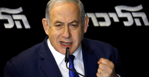 Placeholder - loading - Imagem da notícia Netanyahu ganha ímpeto com vitória em disputa partidária antes de eleição em Israel