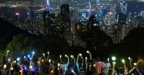 Placeholder - loading - Hong Kong encerrará ano com protestos e começará 2020 com grande marcha