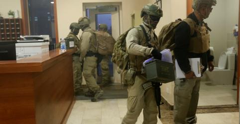 Placeholder - loading - EUA vão enviar fuzileiros navais para embaixada no Iraque; Trump culpa Irã por ataque
