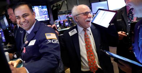Wall St fecha sessão em leve alta; S&P 500 encerra década com ganho de quase 190%