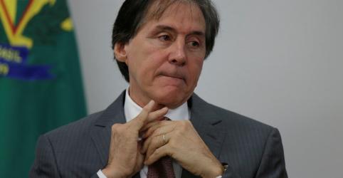 Placeholder - loading - Imagem da notícia Eunício pede que Bolsonaro atue para unificar e pacificar país