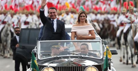 Placeholder - loading - Bolsonaro toma posse como presidente para mandato até 2022