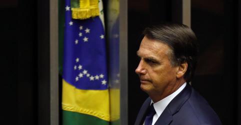 Placeholder - loading - Bolsonaro agradece Trump e diz que levará com ele prosperidade a Brasil e EUA