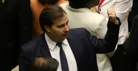 Placeholder - loading - Imagem da notícia PRB retira candidatura de João Campos, segue PSL e apoia reeleição de Maia na Câmara