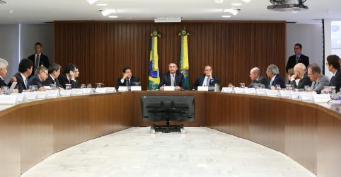 Placeholder - loading - Imagem da notícia Bolsonaro fará pente-fino nas últimas movimentações financeiras do governo Temer, diz Onyx