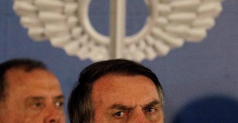 Placeholder - loading - Bolsonaro cobra compromisso dos Poderes com garantias para ações das forças de segurança