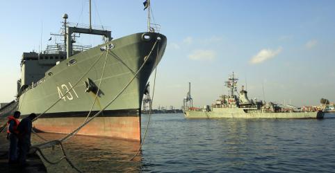 Irã enviará navios de guerra ao Atlântico, mais perto dos EUA