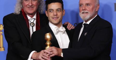 """Placeholder - loading - Imagem da notícia """"Bohemian Rhapsody"""" é coroado no Globo de Ouro em noite dominada pela Netflix"""