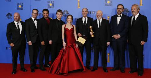 """""""The Americans"""" e """"O Método Kominsky"""" levam principais prêmios de TV do Globo de Ouro"""
