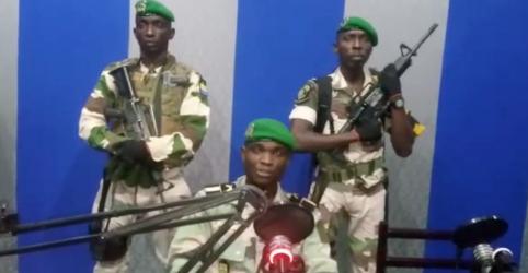 Placeholder - loading - Imagem da notícia Gabão prende 4 militares por tentativa de golpe de Estado