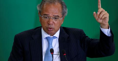 Guedes diz que não serão tolerados empréstimos da Caixa Econômica por ligações políticas