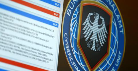 Placeholder - loading - Polícia alemã prende homem de 20 anos após enorme vazamento de dados