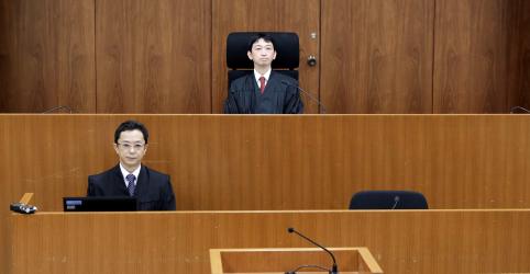 Placeholder - loading - Tribunal de Tóquio rejeita pedido para libertar Ghosn, diz agência Jiji Press