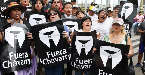Placeholder - loading - Imagem da notícia Nova procuradora-geral do Peru critica lei proposta por presidente para reformar Ministério Público